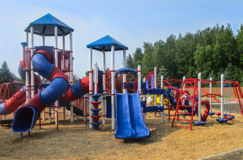 Playground located in Chugach Neighborhood
