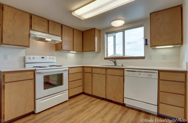 Photo of Kitchen with full appliance set