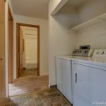 Photo of washer and dryer set in laundry room