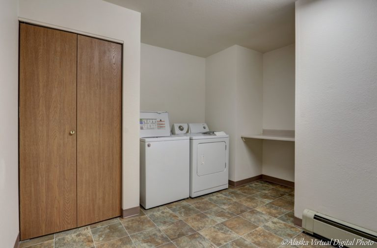Photo of Laundry room with washer and dryer