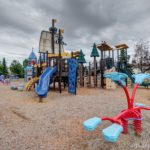 Photo of Colorful Pirate Themed Playground