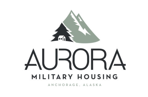 Aurora Military Housing Logo